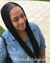 cornrows hairstyle with part in the middle don t know what to do with your hair check out this trendy ghana