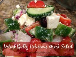 Ina Garten Greek Salad Recipes Save Money Live Joyfully