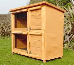 Cheap Rabbit Hutch Covers Double Rabbit Hutch