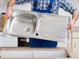 comment demonter un evier de cuisine comment installer un évier à poser leroy merlin