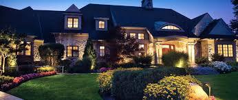 landscape outdoor lighting exterior house lighting design outdoor