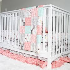 Baby Deer Crib Bedding Crib Bedding Woodlands Fawn Baby Bedding Baby