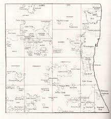 Cook County Illinois Map by Lake County Illinois Maps And Gazetteers