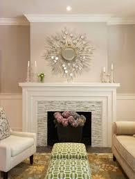 Chimney Decoration Ideas Best 25 Fire Place Decor Ideas On Pinterest Brick Fireplace