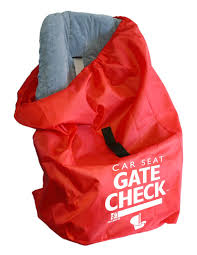 United Domestic Checked Bag Amazon Com Jl Childress Gate Check Bag For Car Seats Red Baby