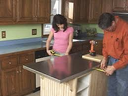 your own kitchen island diy project build your own kitchen island kitchn