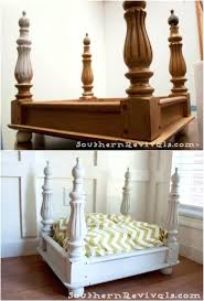 end table dog bed diy diy table dog bed touchsa co