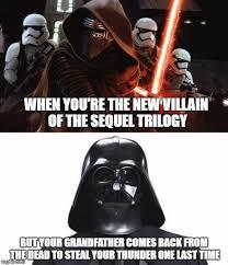 Meme Star Wars - the dark side star wars know your meme