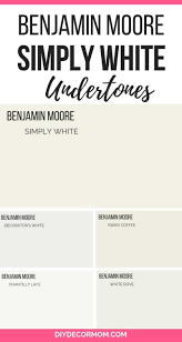 white dove or simply white for kitchen cabinets benjamin simply white color review 2021 diy decor