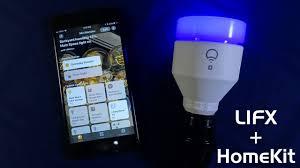 Home Kit How To Upgrade Your Lifx Smart Lights To Homekit Youtube