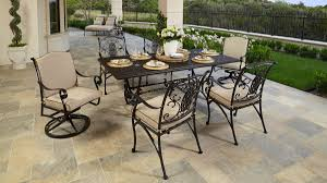 Sunvilla Bistro Chair Home Depot Wrought Iron Patio Furniture Wrought Iron Furniture
