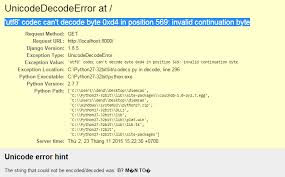 Python String Template python can not use unicode string in django template stack overflow