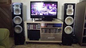 yamaha home theater system caixas yamaha ns 777 e receiver sony str dh 820 tocando lee