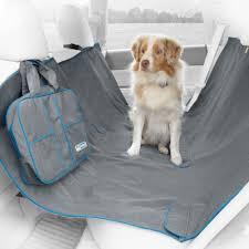 kurgo heather hammock gray dog car seat cover petco