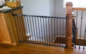 Child Proof Banister Child Safety Gates Child Safety Gates For Stairs Size John