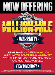 nissan canada tire warranty lee nissan million mile warranty lee nissan ft walton beach fl