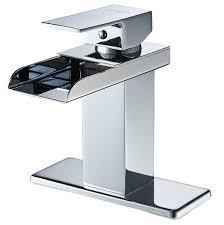 chrome bathroom sink befitz decoration