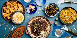 a meze inspired moroccan new year u0027s eve dinner epicurious com