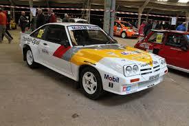 opel rally car opel manta 400 rally car adz 4575