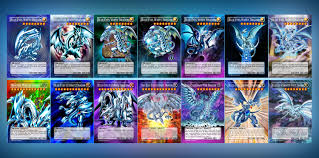 some extended blue eyes dragons yugioh