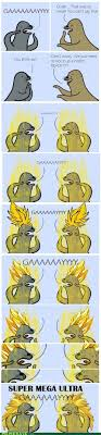 Gay Meme Seal - ultra gay seal super sayan memebase funny memes