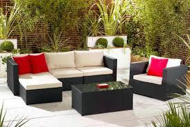 divanetti in vimini da esterno divani da giardino