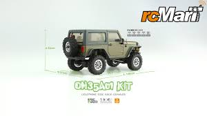 jeep body orlandoo 1 35 oh35a01 palm sized scale crawler with jeep wrangler