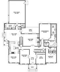 5 bedroom 3 bathroom house plans 38 ideas for 5 bedroom modern house plans futurist