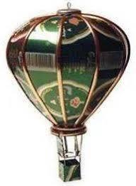 air balloon review tin can balloon ornament