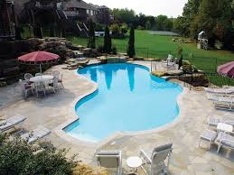Average Backyard Pool Size Inground Pool Shapes And Sizes Trendy Bedroom Easy The Eye