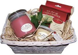 candle gift baskets candle light gift basket express your feelings 4 seasons baskets
