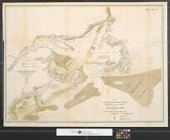 St Lawrence Seaway Map The River U0026 Gulf Of St Lawrence Newfoundland Nova Scotia And