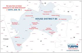 Virginia Political Map by Democrats In Virginia The Resistance Starts Today