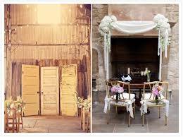 Wedding Backdrop Rustic Get Creative Ceremony Backdrop And Altar Inspiration Onefabday Com