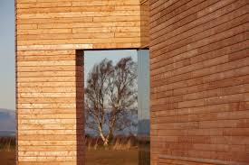 cladding weathering uncoated external timber cladding