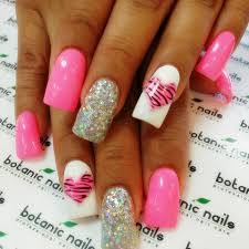 11 cute acrylic nail design simple and cute acrylic nail designs