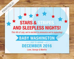 typographic christmas tree pregnancy announcement family of