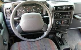 2001 jeep fuel economy 2001 jeep wrangler gas tank size specs view manufacturer details