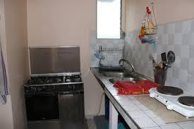 location equipement cuisine appartement la florière verdoyante morne martinique cagne