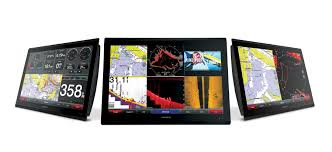 Gps Map Garmin Unveils New High Resolution Gpsmap 8400 8600 All In One