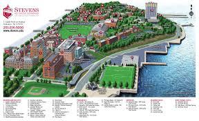 University Of Washington Campus Map by Stevens Campus Map By Stevens Institute Of Technology Issuu