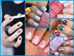 50 easy nail art designs for short nails nail art ideas 2017