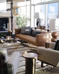metallic home decor 10 ideas for the metallic home decor trend with a vintage twist