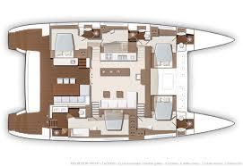 luxury yacht floor plans lagoon 630 my the multihull group tmg