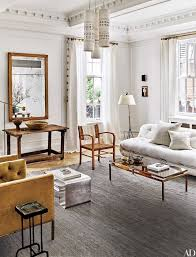 white interior homes 31 living room ideas from the homes of top designers photos