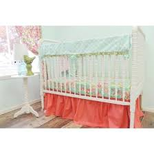 coral crib bedding coral baby bedding collection u2013 jack and jill