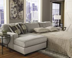living room spin prod grey microfiber sectional sofa gray new