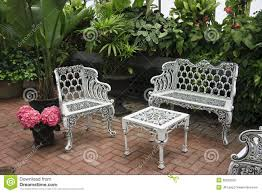 Best Wrought Iron Patio Furniture by White Wrought Iron Garden Furniture Finest White Iron Garden