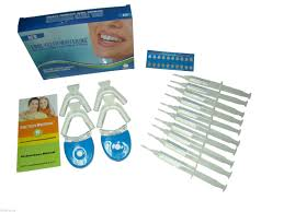 Teeth Whitening Kit With Led Light Cool Teeth Whitening Kit Home Use 2 Complete Sets Total 50