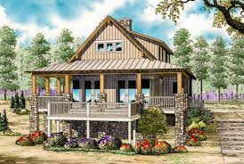 Large Cottage House Plans Low Country Cottage House Plan 59964nd Architectural Designs